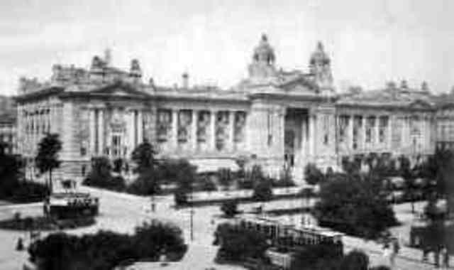 Tőzsdepalota (1905-1948)