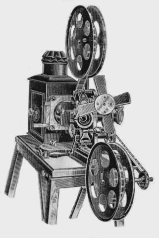 El primer cinematògraf