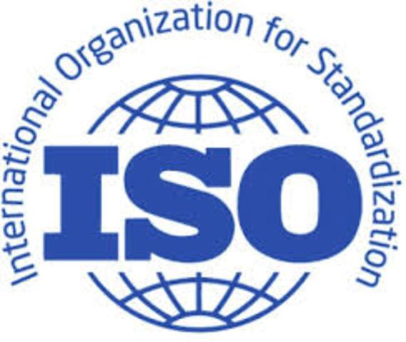 Creación ISO (International Organization for Standardization)