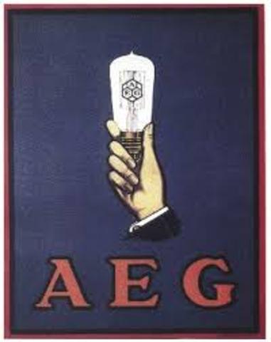 Berhens y la AEG