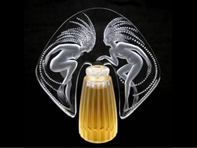 Rene Lalique y el Vidrio