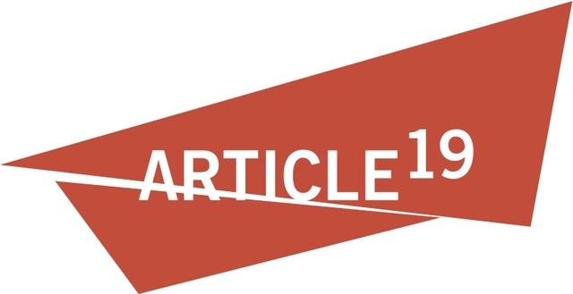 Article19-México comparte el informe #GobiernoEspía y publica en Twitter