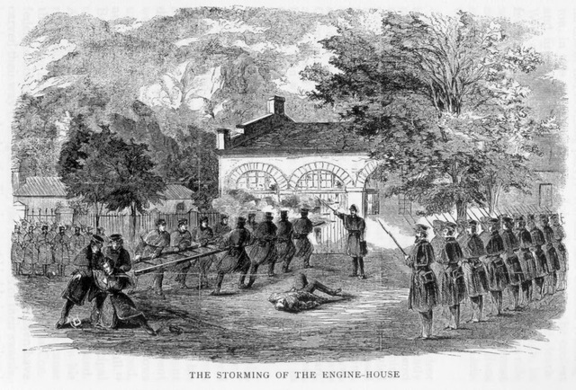 Harpers Ferry revolt
