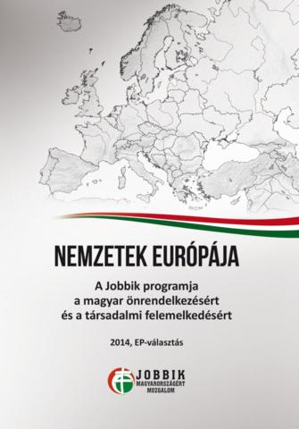 Nemzetek Európája