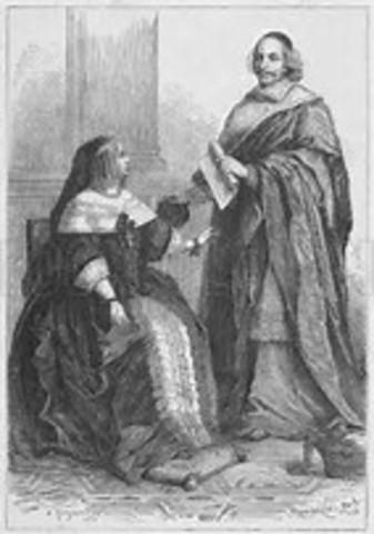 Cardinal Mazarin death