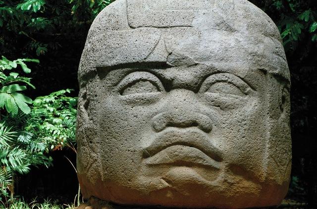 Olmecs (West Hemisphere)