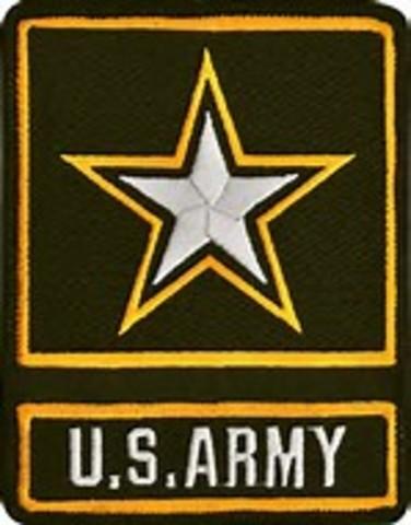 army advances