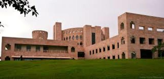 Establishment of IIMA