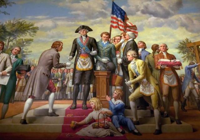 Independencia de Estados Unidos de América
