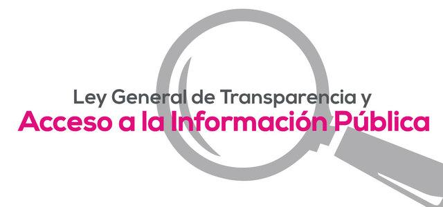Mayo de 2015 se promulgo la Ley General de Transparencia y Acceso a la Información Pública