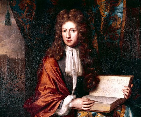 Robert Boyle created Boyle's law.