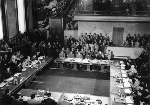 Geneva Conference