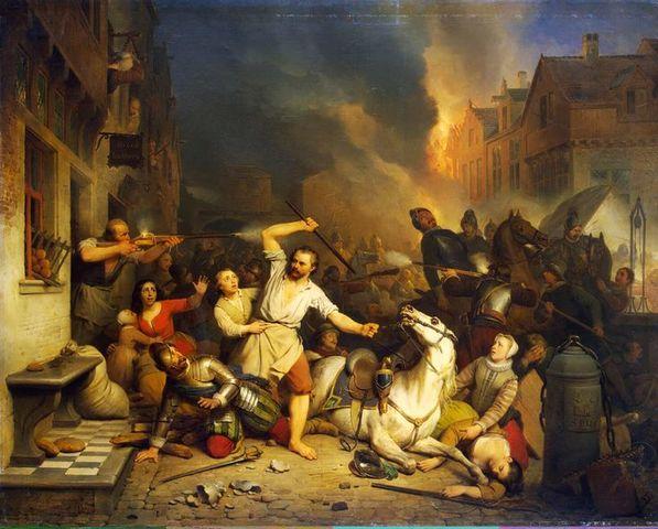 Revolution against Prussia
