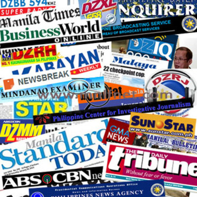 The Evolution of Media in the Philippines timeline