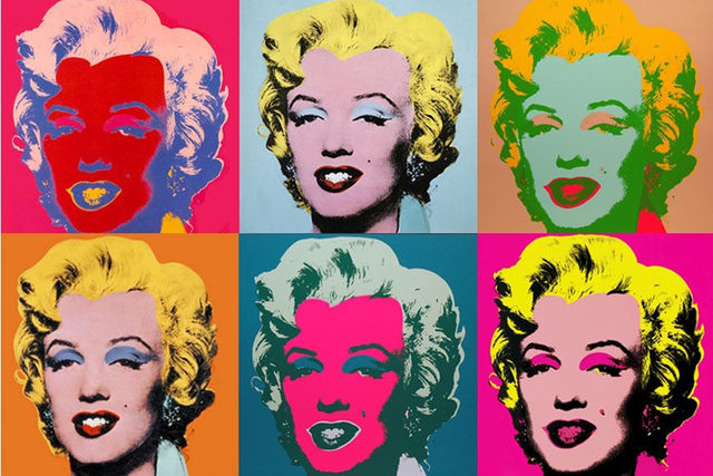 Conversation with Andy Warhol