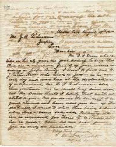 Jack Writes Fake Letters to Jessie