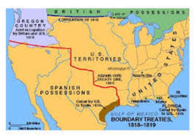 Adams-Onis Treaty