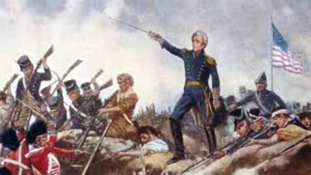 End of the War of 1812
