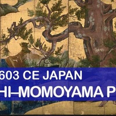 Azuchi-Momoyama Period (1568-1603) timeline