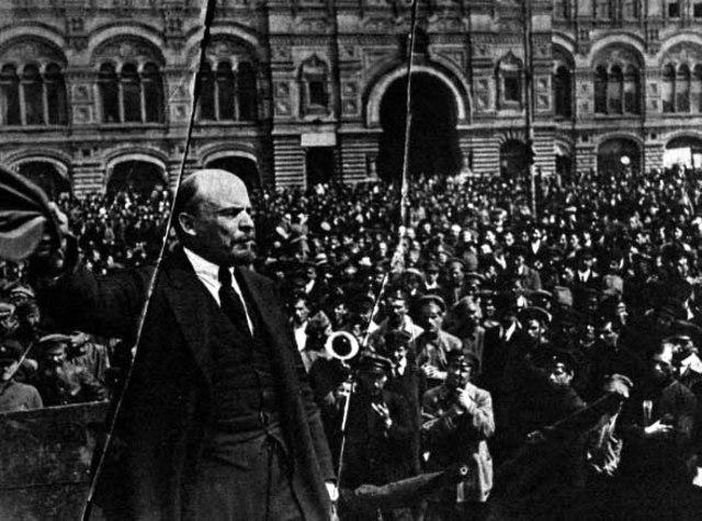 russian revolution (october)