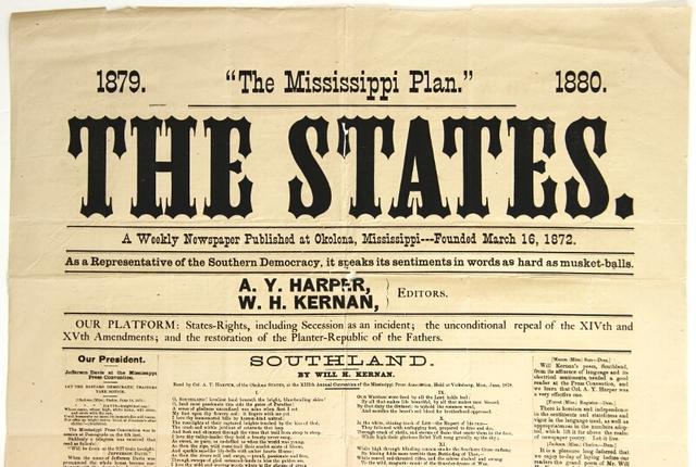 Mississippi Plan