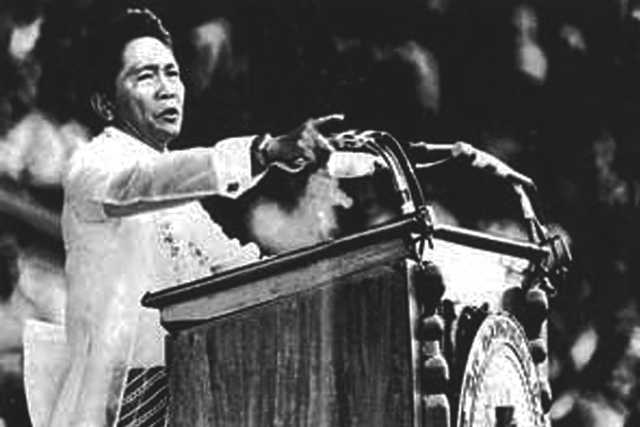 MARTIAL LAW SUPPRESSED PRESS FREEDOM