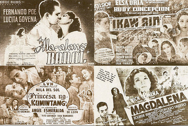 GOLDEN AGE OF PHILIPPINE CINEMA