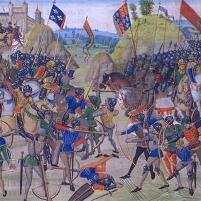Hundred Years' War timeline