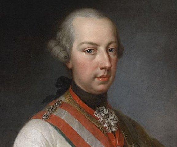 The enlightened despot, Joseph II, began his rule of Austria.