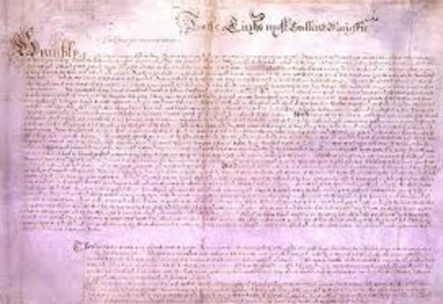 The Petition of Right