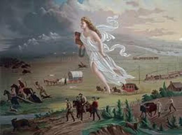 Manifest Destiny(WE)