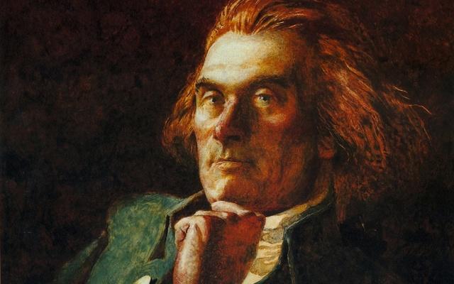Thomas Jefferson Passes Religious Bill