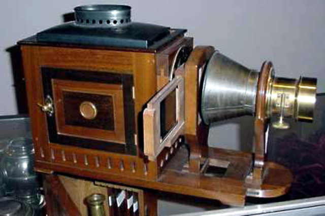 The first Projector