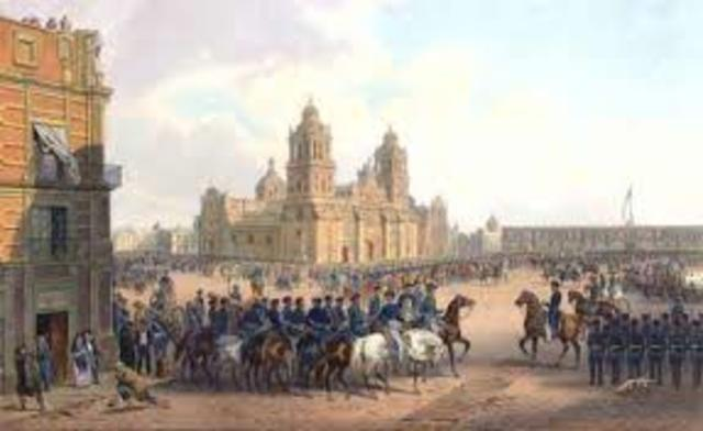 Battle of Mexico City(WE)