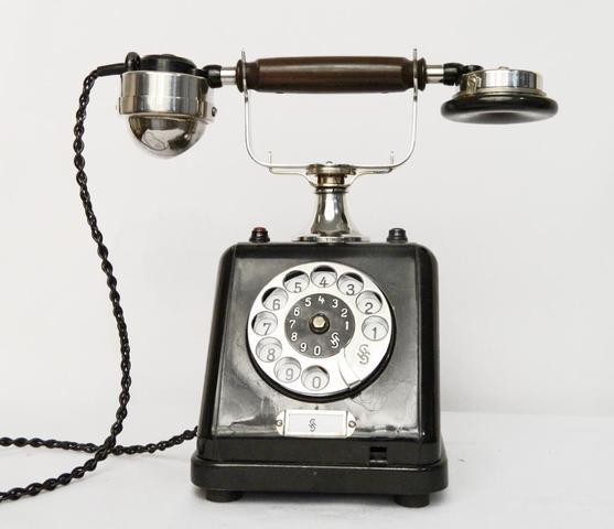 Surge el servicio telefonico