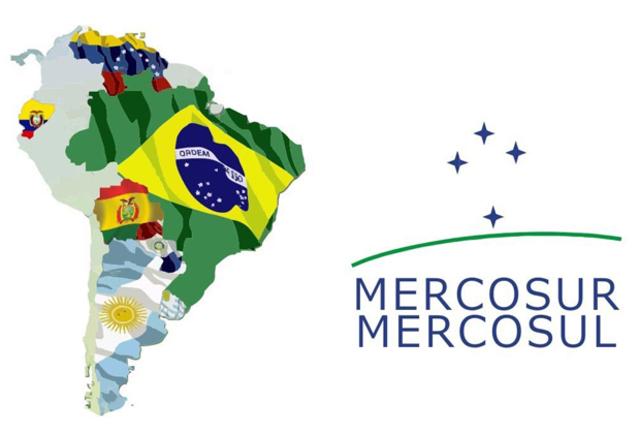 Firma del Tratado de Mercado Común del Sur