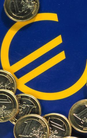 Implantación del Euro en algunos países de Europa