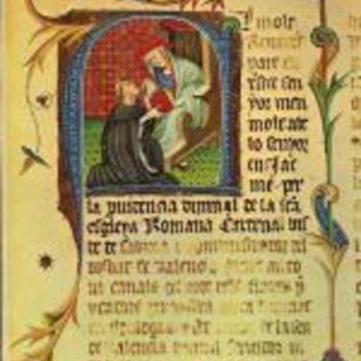 La literatura Catalana Medieval timeline