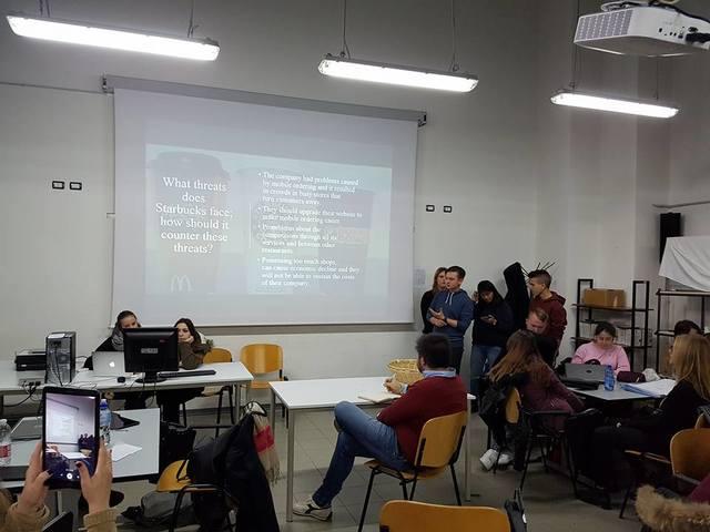 2η μέρα κινητικότητας στην Ιταλία (Πάρμα)