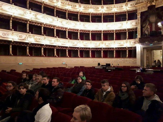 4η μέρα κινητικότητας στην Ιταλία (Πάρμα)