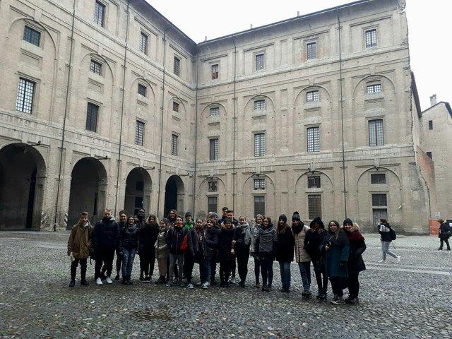 5η μέρα κινητικότητας στην Ιταλία (Πάρμα)