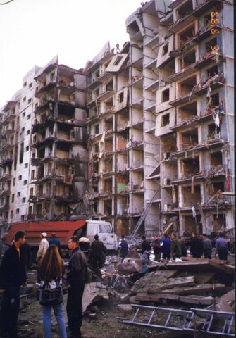 1999 Apartment bombings in Moscow