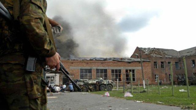 Beslan School Attack- Russia's Most Deadly Terrorist Attack