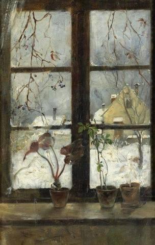 la finestra di oggi