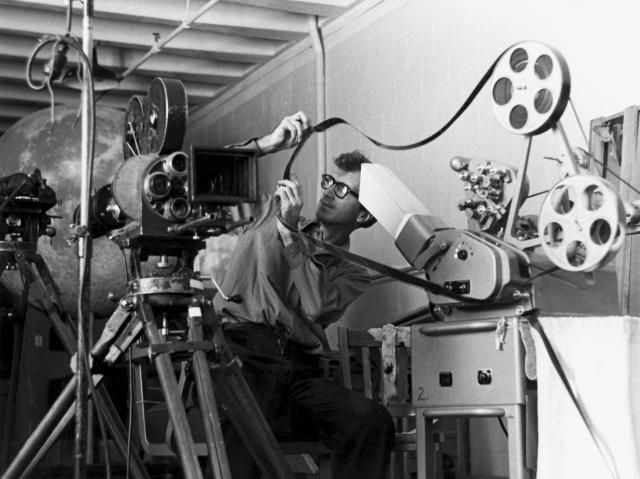Modern Film is invented 1890