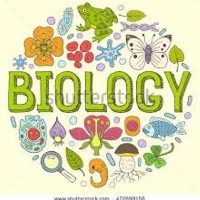 Biology Events timeline