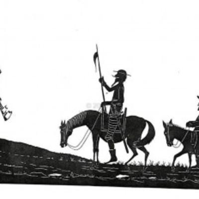 Cronograma don Quijote timeline