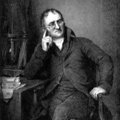 John Dalton's Life timeline