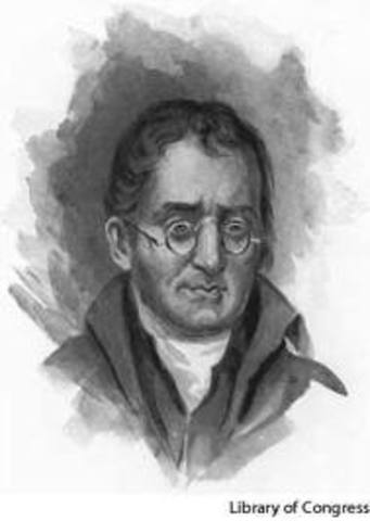 Death of John Dalton