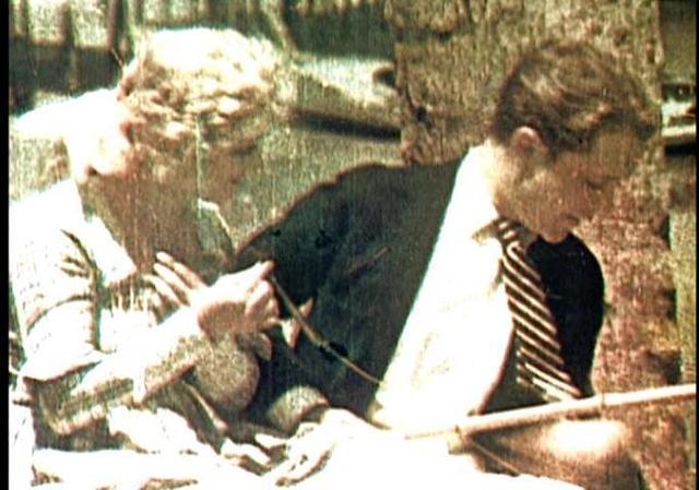 The First Technicolor Film